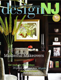 Nancee Brown's interior design work featured in Design NJ Magazine